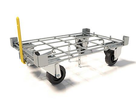 Podlahový vozík C89
