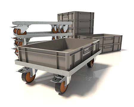 Přepravní vozík B34