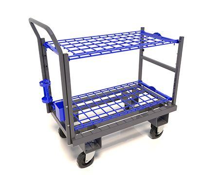Přepravní vozík C62